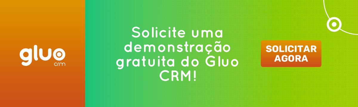 Demonstração gluo crm